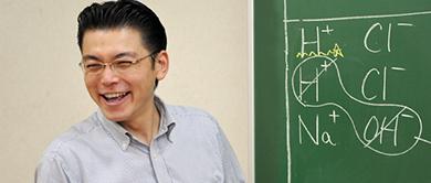 山本 隆 先生 〈担当教科:理科〉
