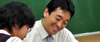 小田原 修治 先生 〈担当教科:理科〉