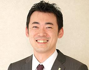 健軍教室長 高松慶輔