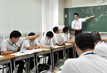 教務力向上のための徹底研修を実施