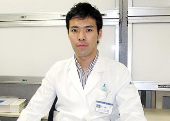 外科医師  田上 佑輔さん